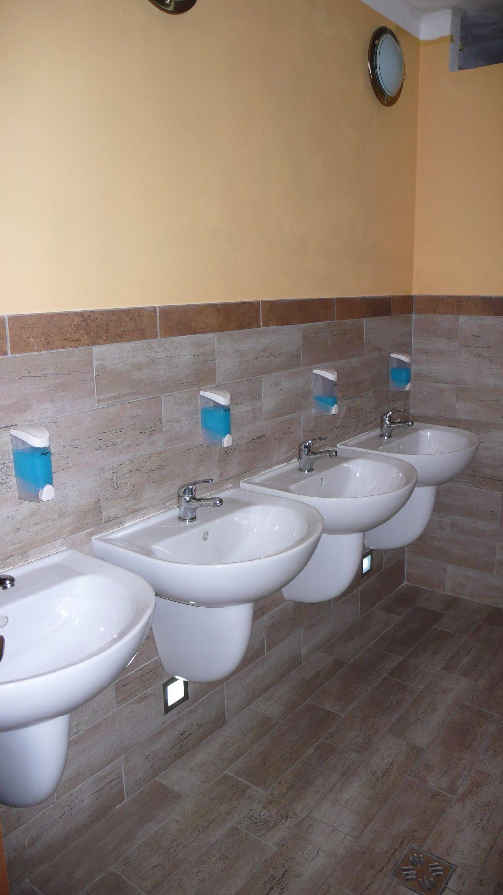 umývárny welness